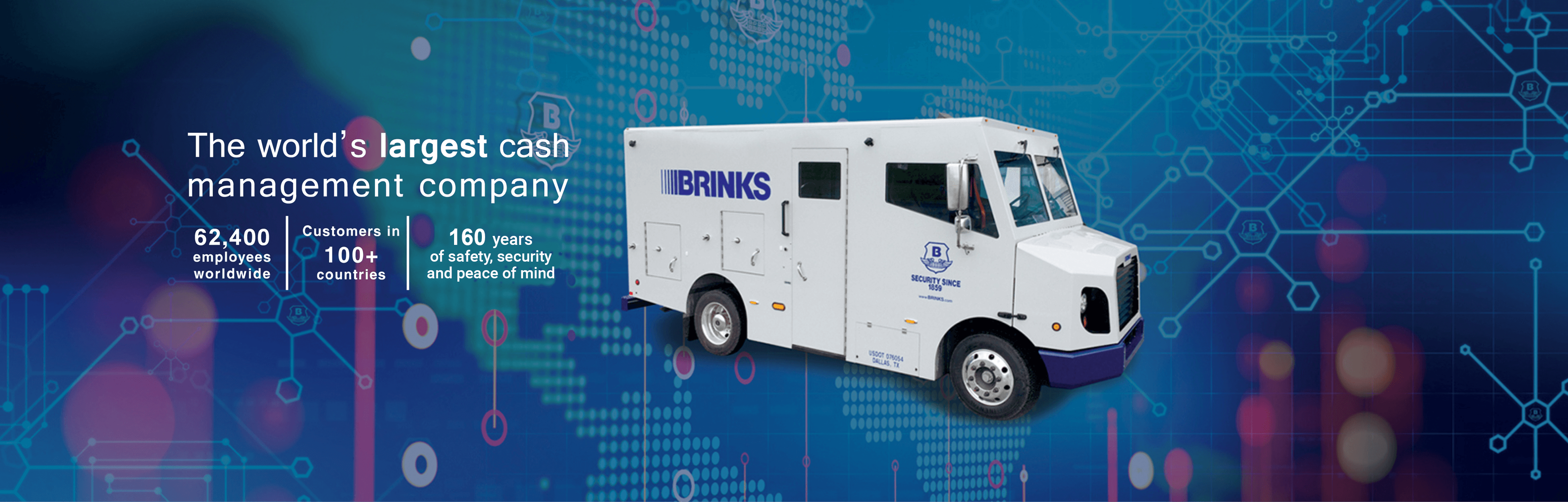 Brink's - Secure Logistics, Cash Management, Security Services